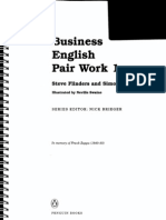 Business English Pair Work 1