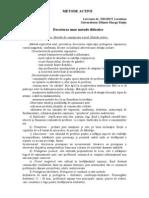 Descrierea Unor Metode Didactice