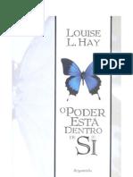 O Poder Está Dentro de Si - Louise L. Hay
