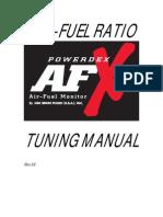AFX Tuning Manual REV 06