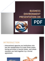 Business Env. Ppt.