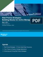 Risk Premia Strategies b 102727740