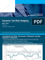 Dynamic Tail Risk Hedging 102727748