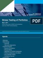 Stress Testing of Portfol 102727747