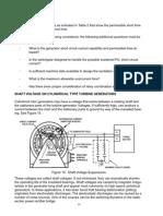 Shaft Current Supressor Application of Static Excitation