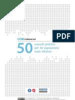 50 consells pràctics per fer exposicions orals eficaces - UPC