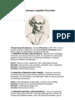 As causas das doenças segundo Paracelso
