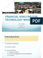 Financial Management TMC Introduction.1.0