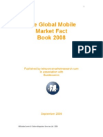 Global Mobile Market Fact Book 2008