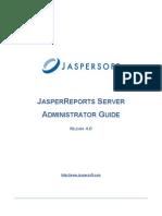 Jasper Reports Server Admin Guide
