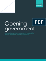 Opening Government 2