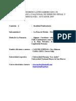 legislacion peruana