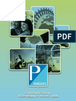Corporate Social Responsibility Report 2008