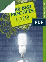 2010 Best Practices