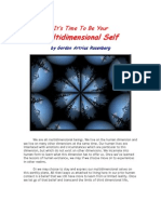 Its Time to Be Your Multidimensional Self