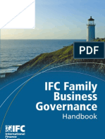 IFC Family Business Governance Handbook - English