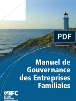 IFC Family Business Governance Handbook - French