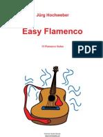 Partituras de Flamenco Facil