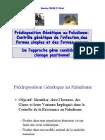 Prédisposition Génétique au Paludisme