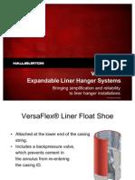 Versafles Liner Hanger