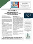 HealthyYOU! CMD Newsletter July 2011 Issue