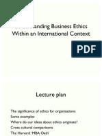 3 Ethics