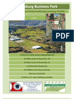 Lewisburg Business Park Site Profile 2011
