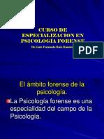 Converatorio Psicología Forense sabado09 de Junio 2011