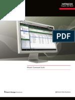 Hitachi Command Suite (HCS) Brochure