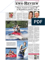 Vilas County News-Review, July 13, 2011