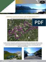TourMoto Dolomiti 22/25 Settembre 2011