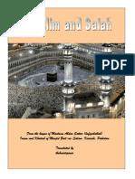 Muslim and Salah by Sheikh Maulana Abdus Sattar (hafizahullah)