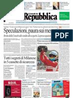 La Repubblica - Anche Facebook invecchia - intervista a Vincenzo Cosenza