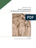 Judicial Compensation Report