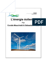 Document No 1 l Energie Eolienne