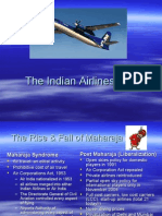The Indian Airlines Industry