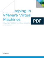 Timekeeping in Virtual Machines