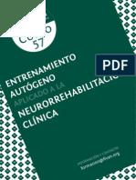 Entrenamiento Autógeno en Neurorrehabilitación