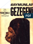 Maymunlar Gezegeni - Pierre Boulle