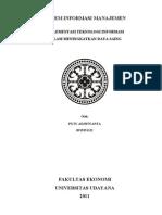 Sistem Informasi Manajemen (Cvr)