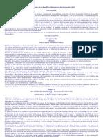 ConstituciondelaRepublicaBolivarianadeVenezuela 1999