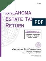 Oklahoma Form 454