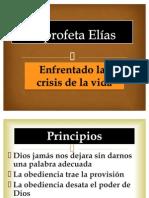 El profeta Elías # 6 IBE Callao