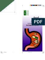 (Health) Food Drug Interactions