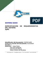 SISTEMA SUGOI (2)
