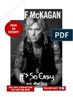 It's So Easy by Duff McKagan—read an excerpt!