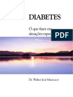 Livro Diabetes Minicucci