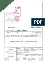 Grain Loading Plan & Stability Booklet
