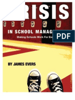 Crisis in School Management Making Schools Work for Everyone