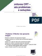 Monitores CRT – Principais problemas e soluções